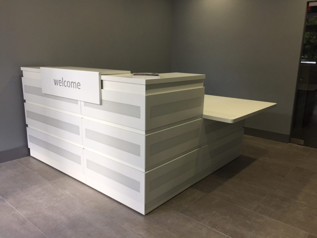 office installation doral office furniture
