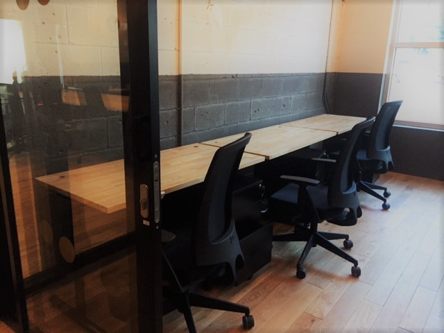 commercial furniture casegoods office installation