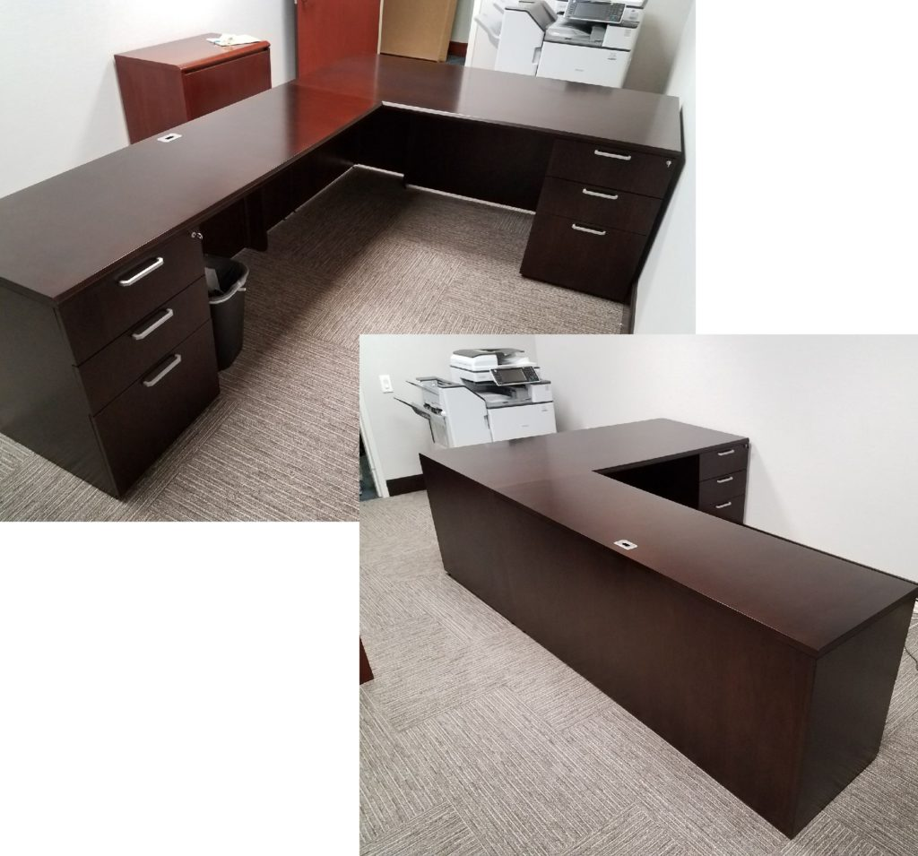 commercial furniture installation