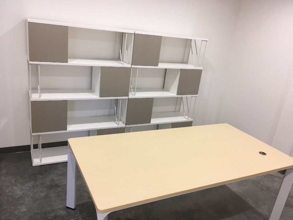 Furniture Installation Orlando STA Elements private office 2