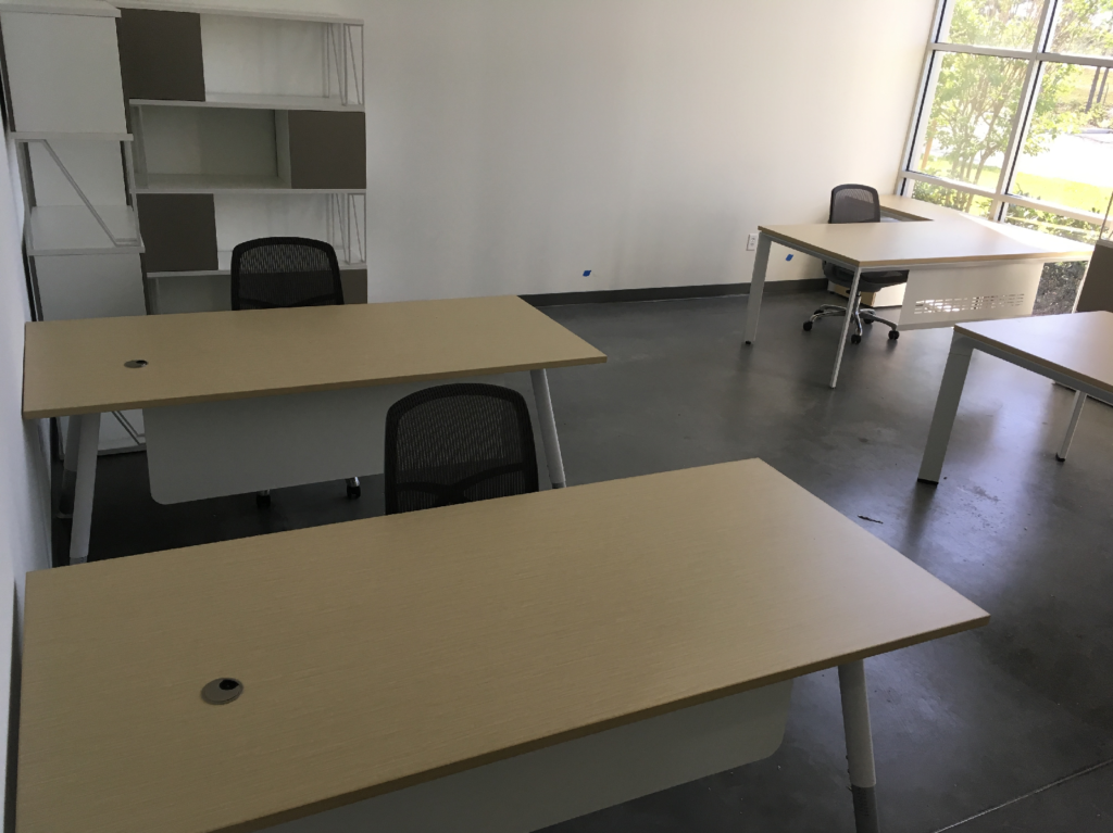 Furniture Installation Orlando STA Elements shared office 3